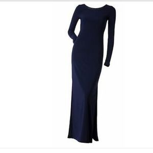 NEW Abi Ferrin Carolynette Maxi Dress